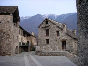 frazione Altoggio di Montecrestese