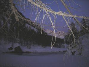 Notturno al lago delle Streghe, Alpe Devero